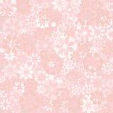 Textura floral en colores pastel Imagen de archivo