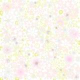 Textura floral en colores pastel Foto de archivo