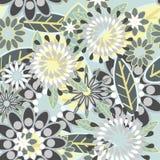 Textura floral hermosa Imagenes de archivo
