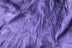 Textura, fondo, modelo color de seda del azul del paño Adorne el yo fotos de archivo