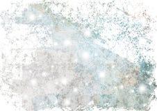 Textura fresca do papel da tinta de Grunge Fotografia de Stock Royalty Free