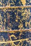 Textura galvanizada cinc del metal del grunge Imagenes de archivo
