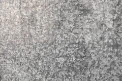 Textura galvanizada da superfície de metal Textura do zinco fotografia de stock royalty free