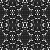 Textura generada inconsútil del cordón de la cortina Foto de archivo