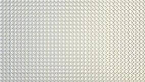 Textura geométrica abstracta de círculos aleatoriamente sacados Imágenes de archivo libres de regalías
