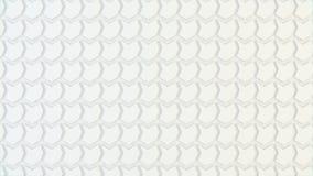 Textura geométrica abstracta de polígonos aleatoriamente sacados Stock de ilustración