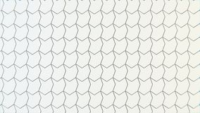 Textura geométrica abstracta de polígonos aleatoriamente sacados ilustración del vector