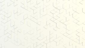 Textura geométrica abstracta de triángulos aleatoriamente sacados Fotografía de archivo libre de regalías