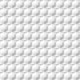 Textura geométrica blanca El fondo del vector se puede utilizar en el diseño de la cubierta, diseño del libro, fondo del sitio we Imágenes de archivo libres de regalías