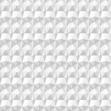 Textura geométrica blanca El fondo del vector se puede utilizar en el diseño de la cubierta, diseño del libro, fondo del sitio we Foto de archivo libre de regalías