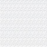 Textura geométrica blanca - inconsútil Fotos de archivo libres de regalías