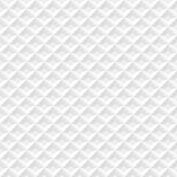 Textura geométrica branca Foto de Stock Royalty Free