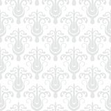 Textura geométrica branca no estilo do art deco Fotos de Stock