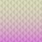 Textura geométrica del modelo Fondo inconsútil del vector Fotos de archivo libres de regalías