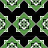 Textura geométrica inconsútil del modelo stock de ilustración
