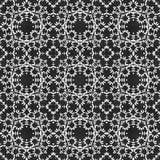 Textura gerada sem emenda do laço da cortina Foto de Stock