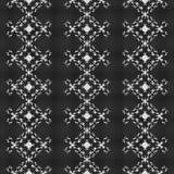 Textura gerada sem emenda do laço da cortina Imagens de Stock