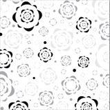 Textura gráfica floral. Foto de archivo libre de regalías