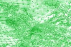 Textura Gráfico Fondo La tela de plata del cordón es verde esto Imagen de archivo libre de regalías