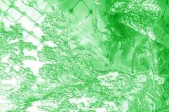 Textura Gráfico Fondo La tela de plata del cordón es verde esto Fotos de archivo libres de regalías