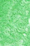 Textura Gráfico Fondo La tela de plata del cordón es verde esto Imagen de archivo