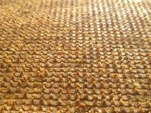 Textura grabada en relieve de tonos anaranjados Foto de archivo libre de regalías
