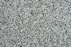 Textura granulado cinzenta Imagens de Stock