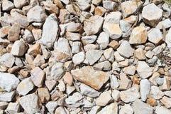 Textura Gray Rock Fotografía de archivo
