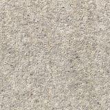 Textura gris clara blanca tejida de la alfombra Imágenes de archivo libres de regalías