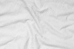 Textura gris clara de la materia textil del paño Fotos de archivo libres de regalías