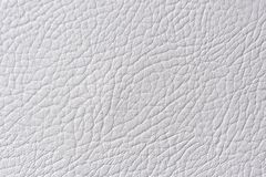 Textura gris clara del cuero artificial fotos de archivo libres de regalías