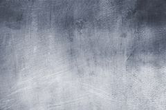 Textura gris clara del metal, elemento del fondo de la placa del hierro foto de archivo