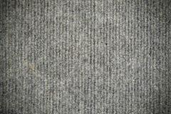 Textura gris de la alfombra Fotografía de archivo
