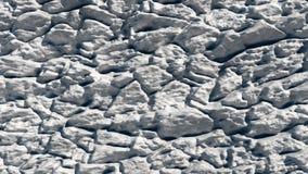 Textura gris de la roca Fotografía de archivo