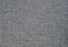 Textura gris de la tela Fotos de archivo libres de regalías
