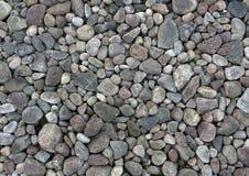 Textura gris de las piedras Imágenes de archivo libres de regalías