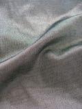 Textura gris de los pantalones vaqueros Foto de archivo libre de regalías