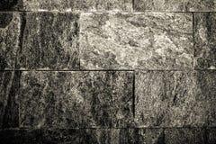 Textura gris decorativa de la pared de piedra para el fondo entonado Imagen de archivo libre de regalías