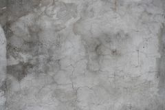 Textura gris del estuco Foto de archivo libre de regalías