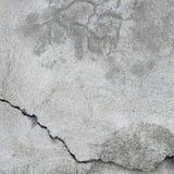 Textura gris del estuco de la pared del Grunge, primer macro del yeso concreto rústico gris natural, agrietado áspero detallado e Fotos de archivo libres de regalías