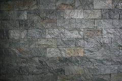Textura gris del ladrillo Fotos de archivo