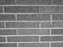 Textura gris del ladrillo Imagen de archivo libre de regalías