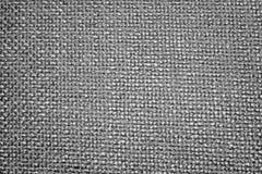 Textura gris del paño Foto de archivo libre de regalías
