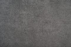 Textura gris del paño de ante como fondo Fotografía de archivo