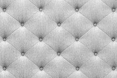 Textura gris del paño del sofá del color Imagen de archivo