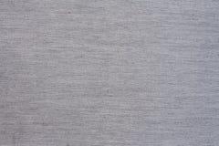 Textura gris de la tela Fotos de archivo