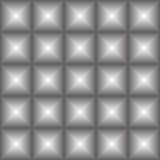 Textura gris. Fondo inconsútil del vector Foto de archivo libre de regalías