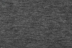 Textura gris natural del algodón para el fondo Imágenes de archivo libres de regalías