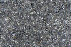 Textura grosseira do asfalto Foto de Stock
