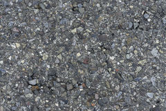 Textura gruesa del asfalto Foto de archivo